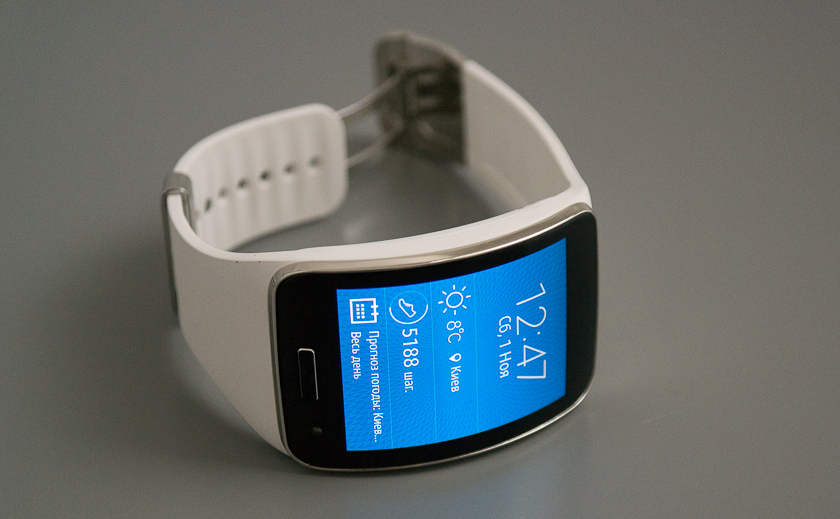Полный привод. Обзор смарт-часов Samsung Gear S