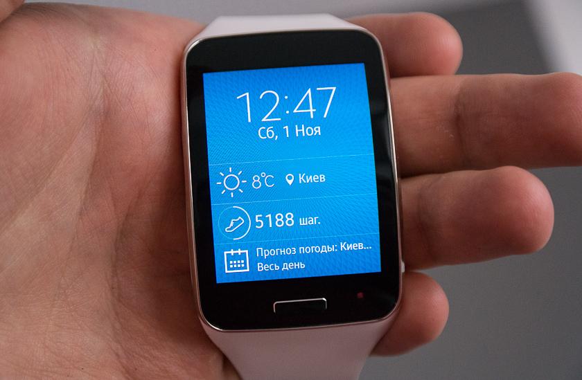 Полный привод. Обзор смарт-часов Samsung Gear S-4