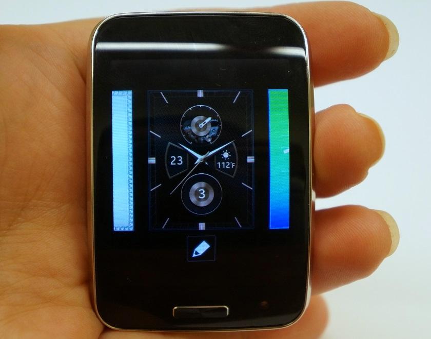 Полный привод. Обзор смарт-часов Samsung Gear S-8