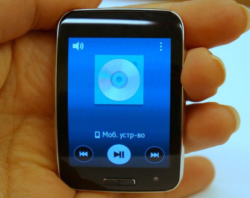 Полный привод. Обзор смарт-часов Samsung Gear S-16