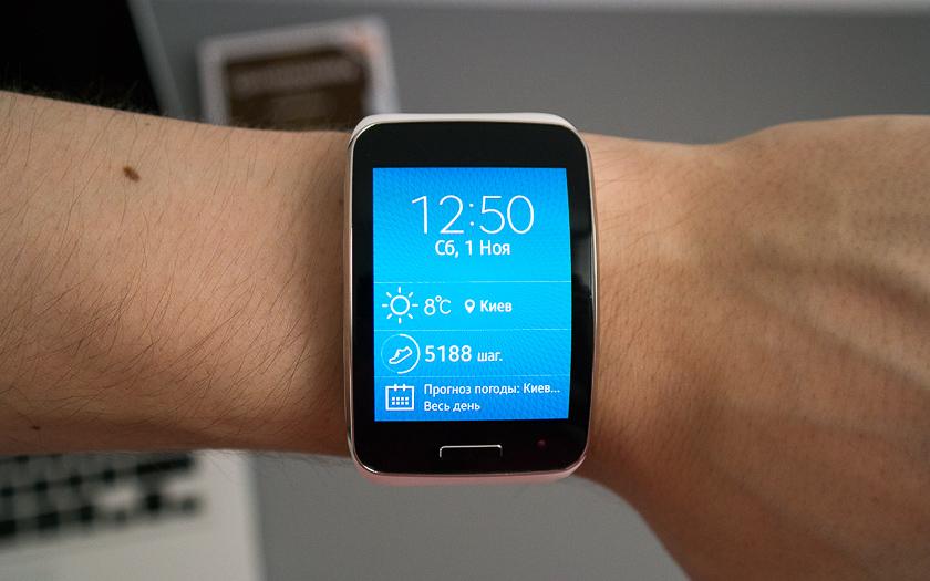 Полный привод. Обзор смарт-часов Samsung Gear S-3