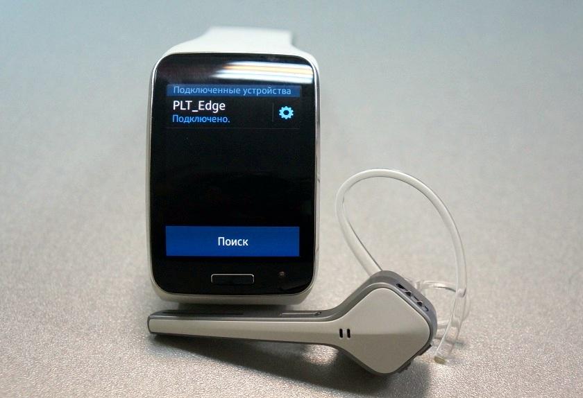 Полный привод. Обзор смарт-часов Samsung Gear S-12