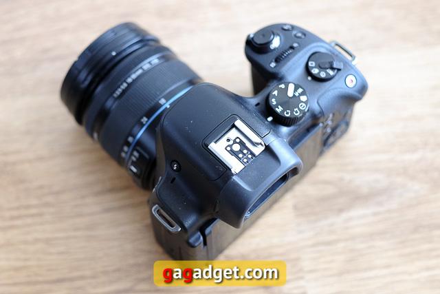 Обзор беззеркальной камеры Samsung NX30-3