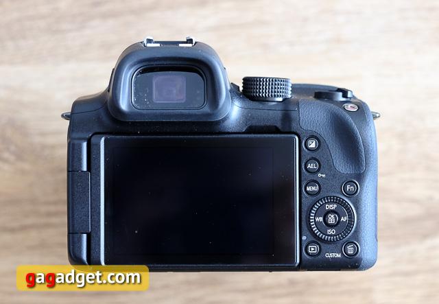 Обзор беззеркальной камеры Samsung NX30-8