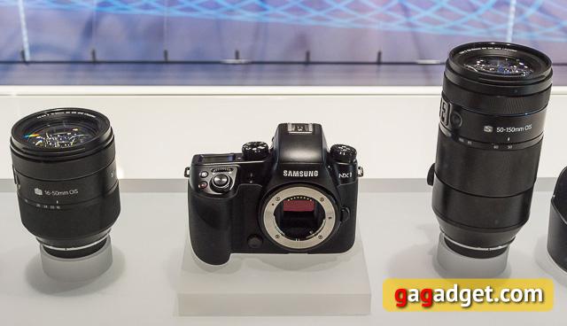 Photokina 2014. Samsung NX1 своими глазами-10