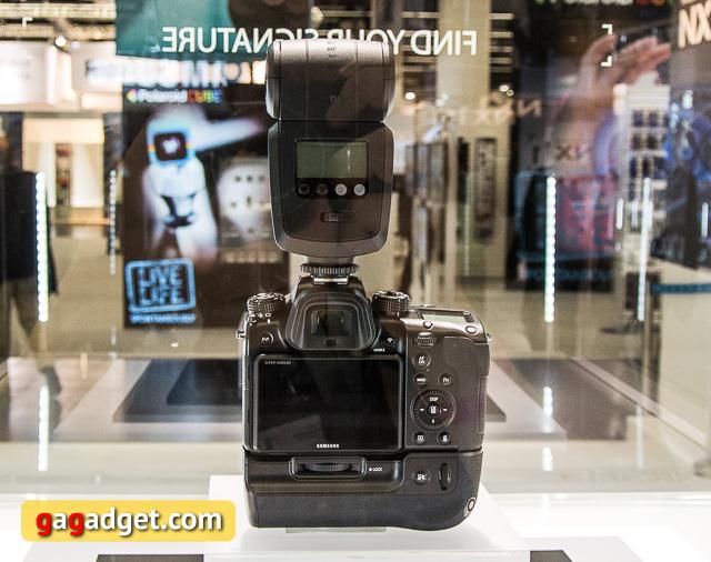 Photokina 2014. Samsung NX1 своими глазами-9