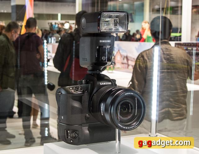 Photokina 2014. Samsung NX1 своими глазами-8