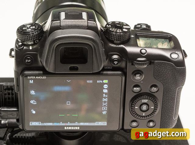 Photokina 2014. Samsung NX1 своими глазами-7