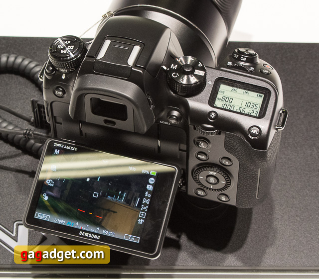 Photokina 2014. Samsung NX1 своими глазами-4