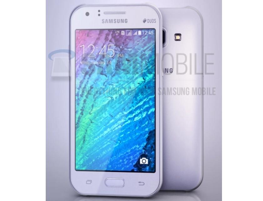 Samsung Galaxy J1: первый представитель новой бюджетной линейки смартфонов