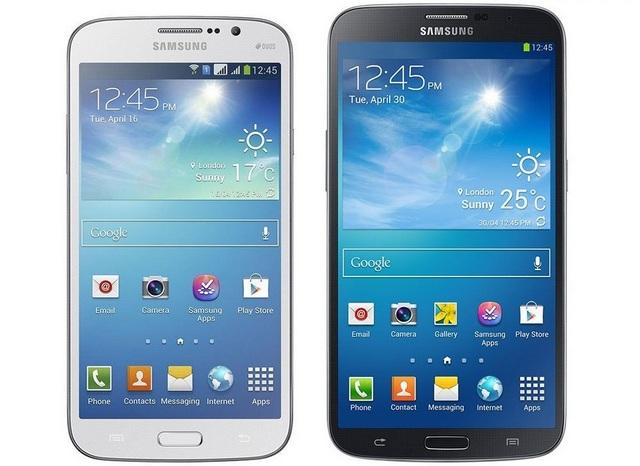 """На прошлой неделе Samsung. два  """"плафона """" Samsung Galaxy Mega 5.8 и Galaxy Mega 6.3, а сегодня состоялись официальные..."""