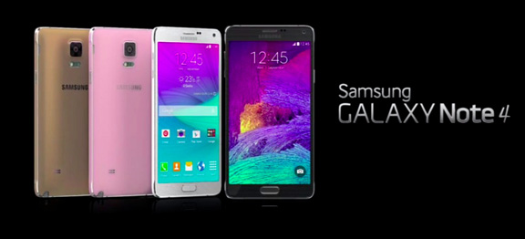 Закономерная эволюция флагмана Samsung Galaxy Note 4 и эксперименты с экраном Galaxy Note Edge-2
