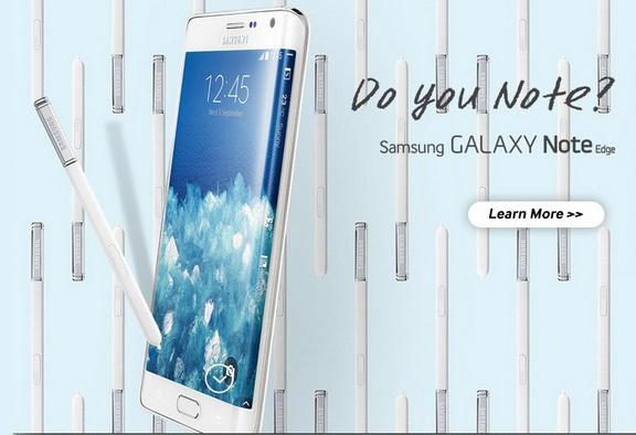 Закономерная эволюция флагмана Samsung Galaxy Note 4 и эксперименты с экраном Galaxy Note Edge-4