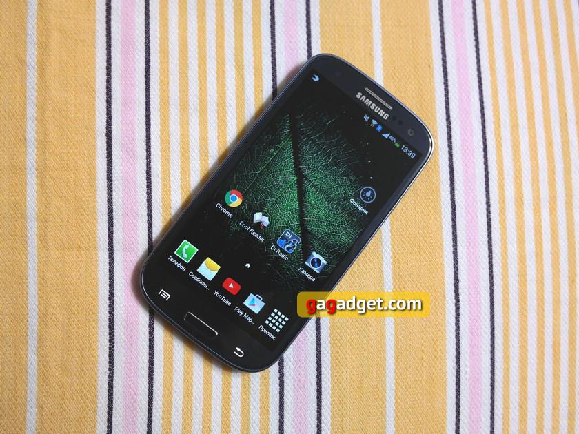 И снова здравствуйте: обзор Samsung Galaxy S3 Neo Duos