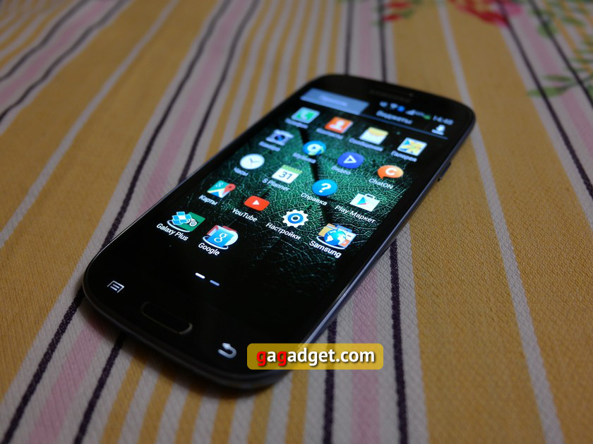 И снова здравствуйте: обзор Samsung Galaxy S3 Neo Duos-4