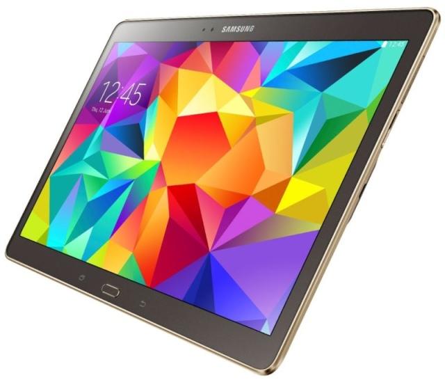 Samsung выпустит планшеты Galaxy Tab S с процессором Exynos 5433