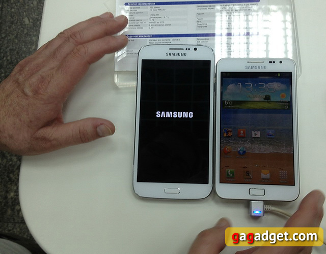Самсунг мега 5.8 фото