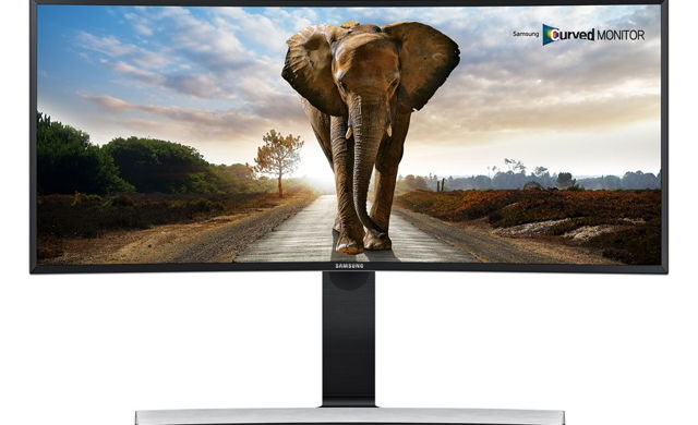 Samsung SE790C: сверхширокоформатный 34-дюймовый изогнутый монитор с разрешением 3440х1440-2