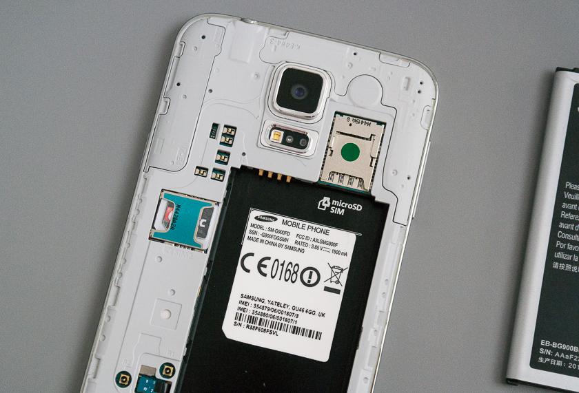 Знакомые всё лица. Пара слов о Samsung Galaxy S5 Duos-3