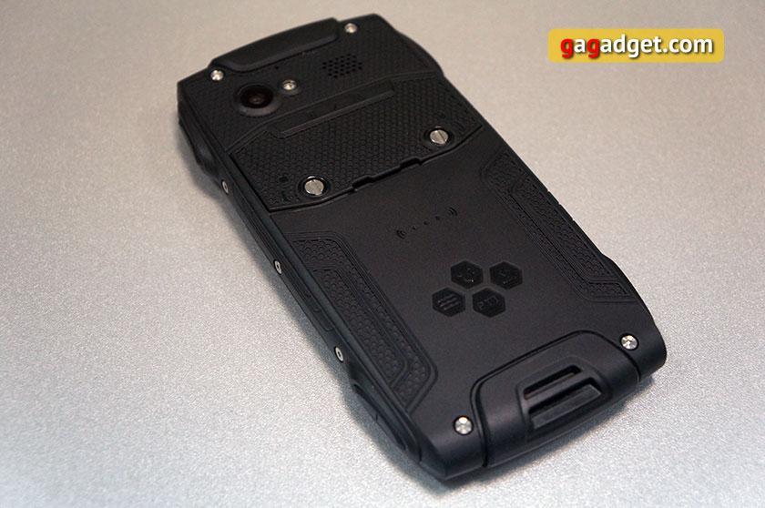 Обзор защищенного смартфона Sigma mobile X-Treme PQ30-9