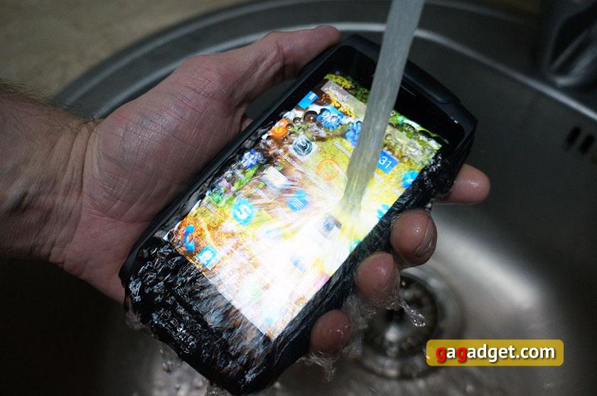 Обзор защищенного смартфона Sigma mobile X-Treme PQ30-12
