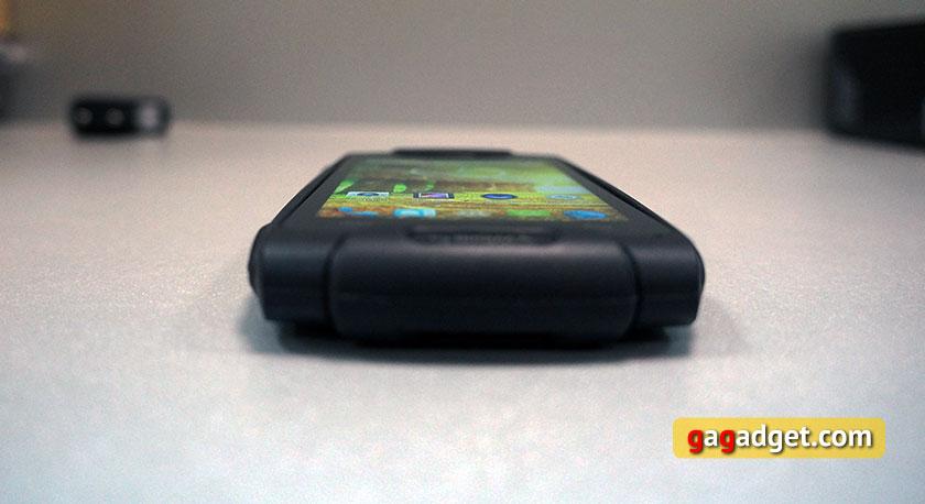 Обзор защищенного смартфона Sigma mobile X-Treme PQ30-13