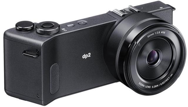 Sigma представила серию камер dp Quattro с 29-мегапиксельной матрицей Foveon X3 Direct Image Sensor-2