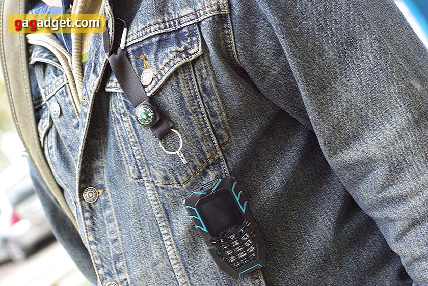 Sigma Mobile X-Treme AT67 Kantri: непростой «простой телефон»-16