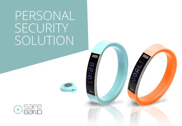 Украинский стартап Hideez Technology разрабатывает многофункциональный браслет SafeBand
