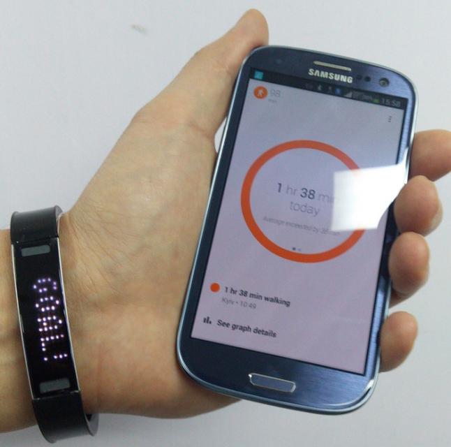 Украинский стартап Hideez Technology разрабатывает многофункциональный браслет SafeBand-2