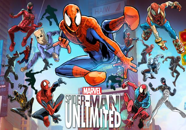 Spider-Man Unlimited: еще одна мобильная игра на тему Человека-паука