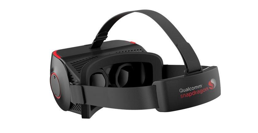 Qualcomm представила гаджет виртуальной реальности