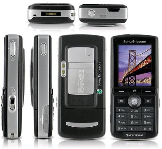 10 legendary sony ericsson mobile phones. Black Bedroom Furniture Sets. Home Design Ideas