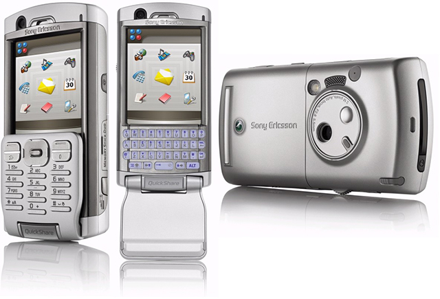 Sony Ericsson P990I Прошивка