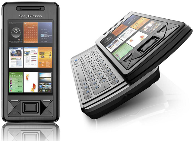 10 легендарных мобильных телефонов Sony Ericsson-10