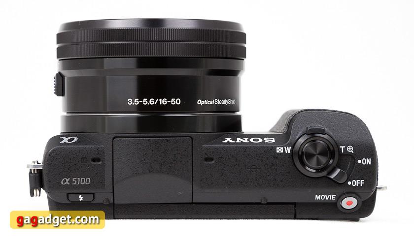 Обзор Sony Alpha A5100: минимализм не в ущерб качеству-4
