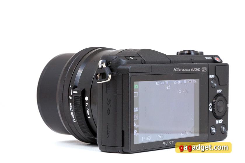 Обзор Sony Alpha A5100: минимализм не в ущерб качеству-7