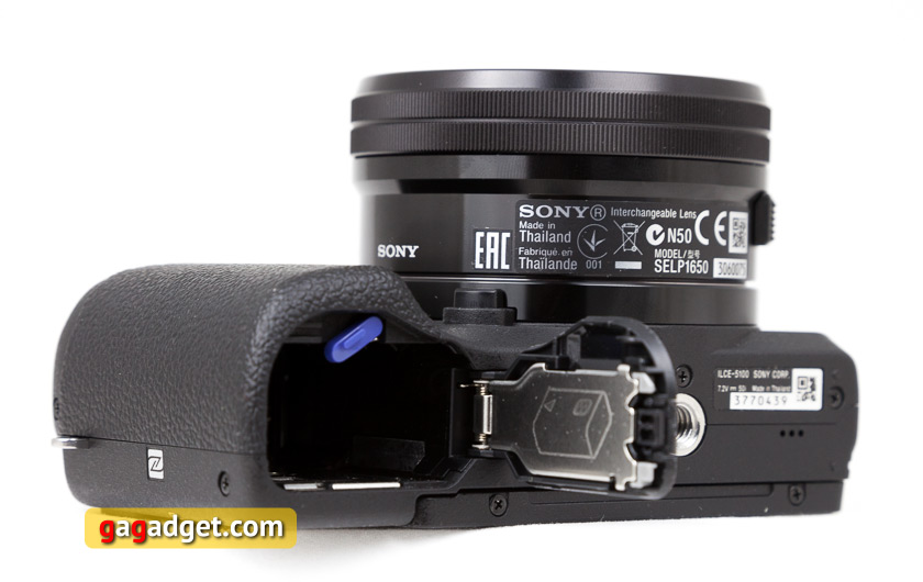 Обзор Sony Alpha A5100: минимализм не в ущерб качеству-9