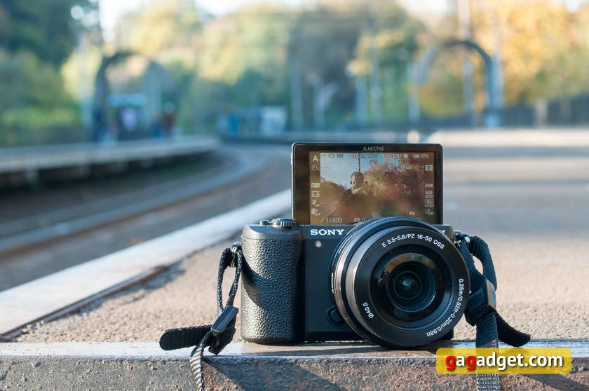 Обзор Sony Alpha A5100: минимализм не в ущерб качеству