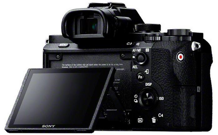 Sony A7 II: полнокадровая беззеркальная камера со встроенной 5-осной стабилизацией изображения-3