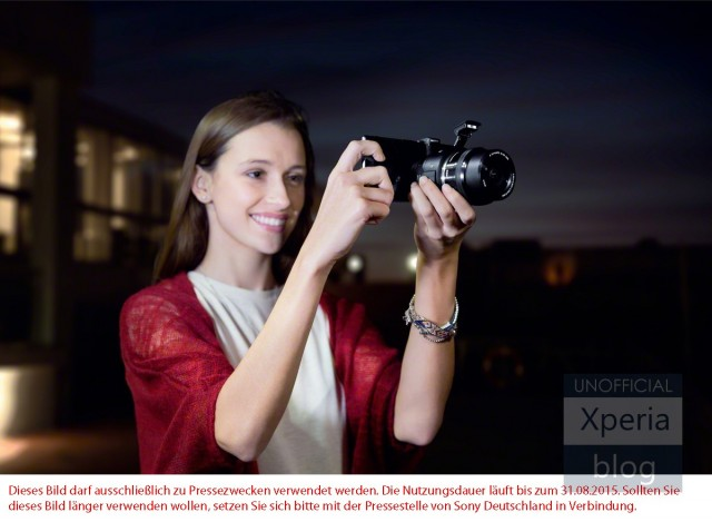 Sony QX1: легким движением руки смартфон превращается в беззеркалку со сменными объективами-3
