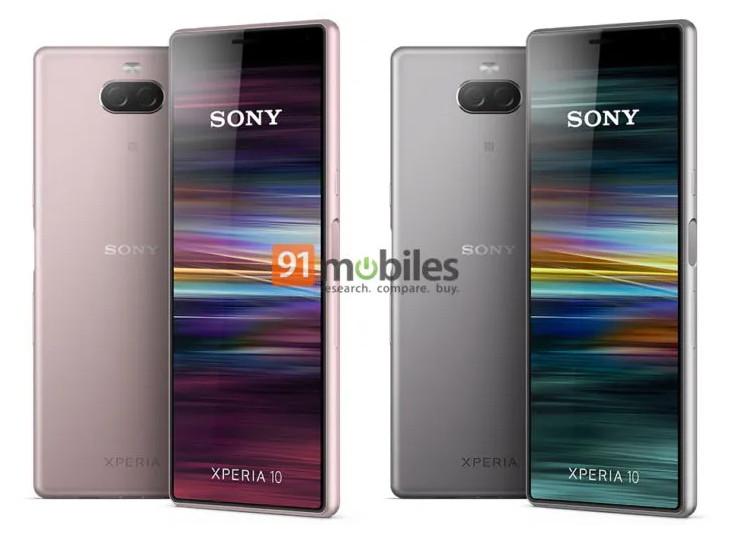 Сони официально представила флагманский смартфон Xperia 1