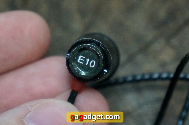 Обзор наушников SoundMAGIC E10-12