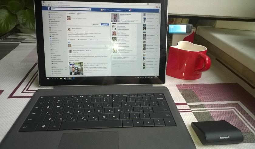 Обзор Surface Pro 4: достойная замена ноутбуку на Windows 10-9