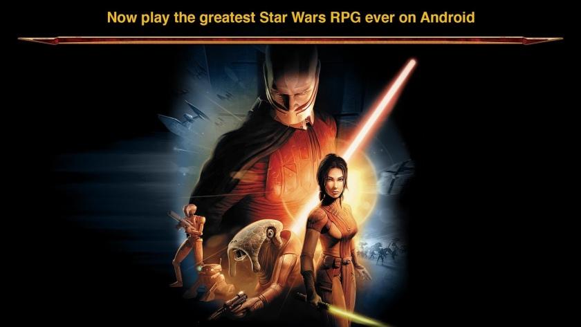 Культовая RPG Star Wars: Knights of the Old Republic теперь доступна на Android