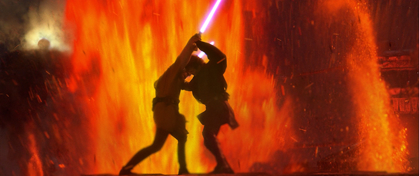character analysis of anakin skywalker in revenge of the sith a star wars movie by george lucas