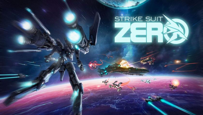 Космический экшен Strike Suit Zero с ПК и консолей перебрался на Android