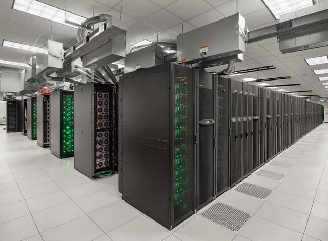 10 мощнейших суперкомпьютеров на планете-9