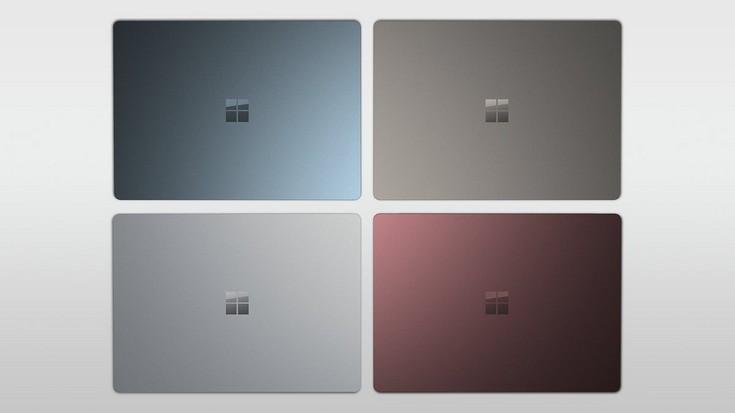 Microsoft вывела на рынок удешевлённую версию Surface Laptop