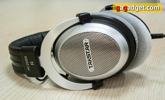 Много звука за небольшие деньги. Обзор наушников Takstar HI2050-2